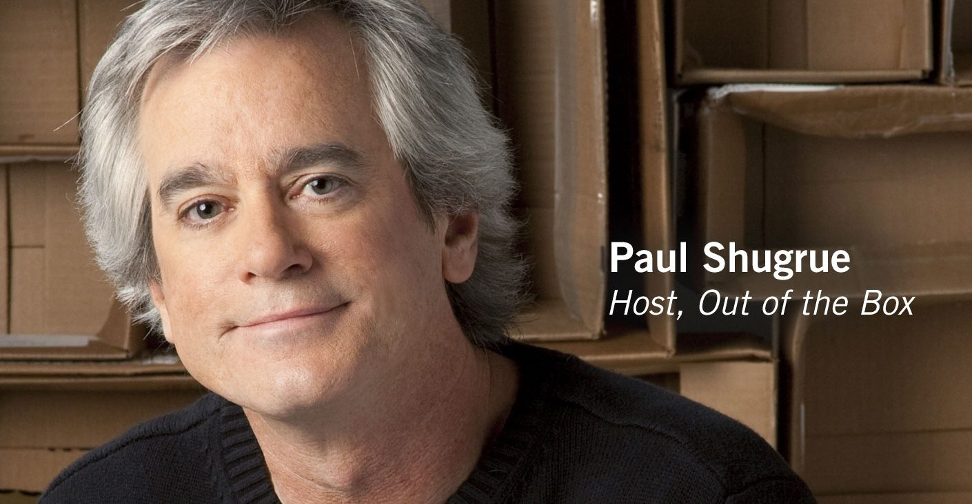 """Faithful Kate are Featured Artist on """"Out of the Box"""" the Paul Shugrue Show!"""